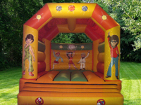 Boogie bounce castle