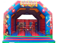 Adult circus castle