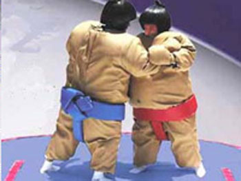 Sumo Suits Are Available To All Areas Including Nottingham